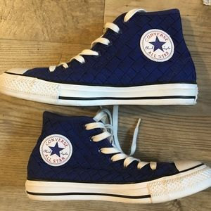Converse Woven Clematis High Top Size 7.5